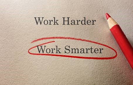 7 ways to work smarter