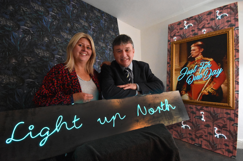 Light Up North
