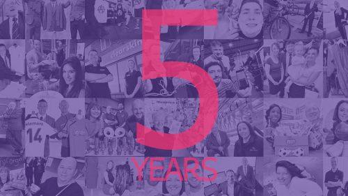 Tedco 5th Year Anniversary