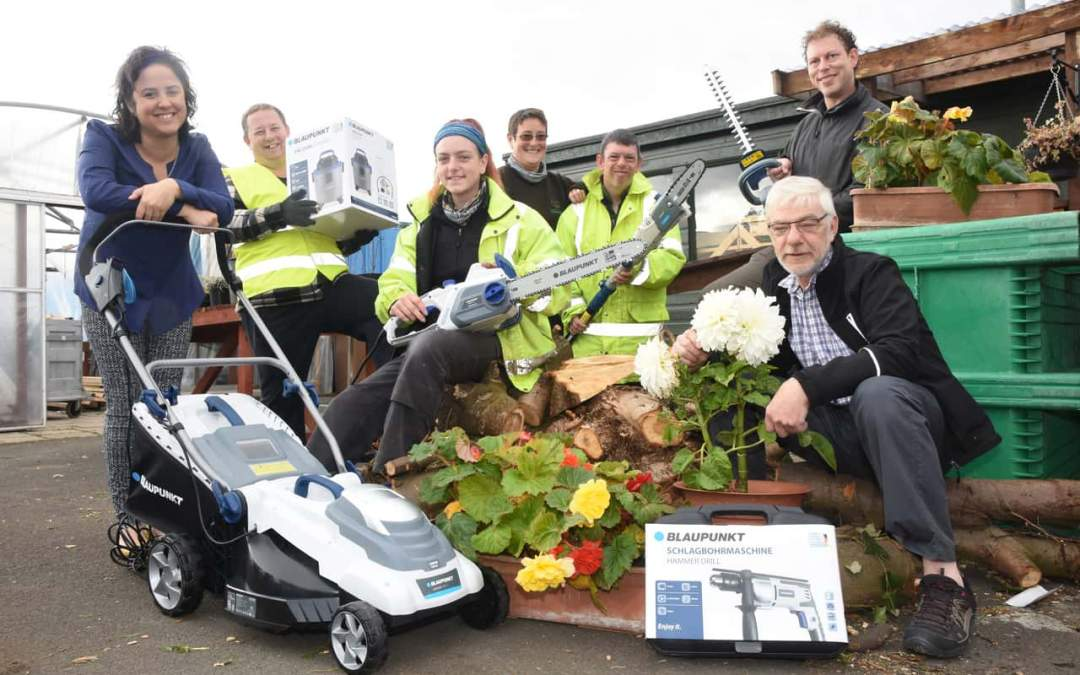 North Shields Firm Tools Up for Charity with Equipment Donation