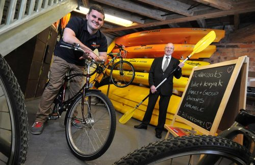 Simon Sails to Success thanks to TEDCO and Virgin Start Up
