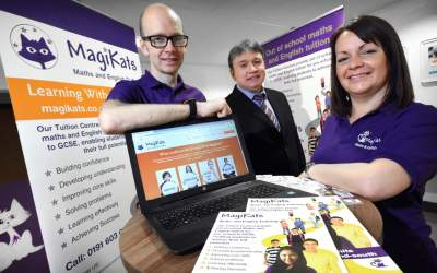 Success is Magic for Sunderland Tutoring Firm