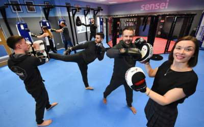 Martial Arts and Physiotherapy On Offer at New Darlington Business