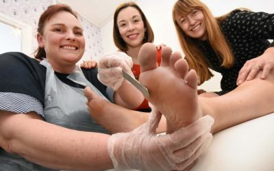 Podiatrist Puts Best Foot Forward with New Business for Darlington