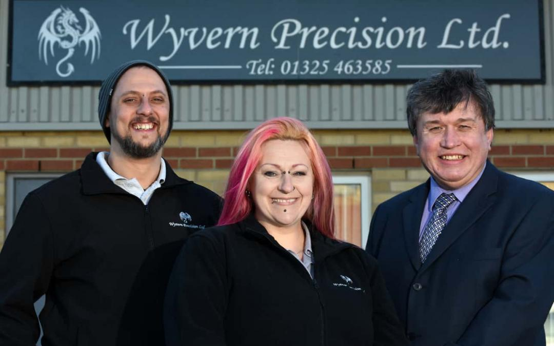 £50,000 Virgin StartUp Loan Launches New Precision Engineering Firm in Darlington