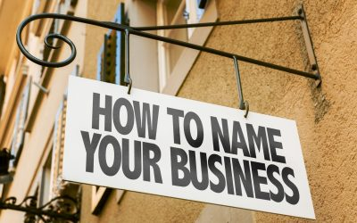 6 steps to choosing the perfect name for your business