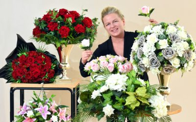 Business is Blooming for Darlington Mumpreneur