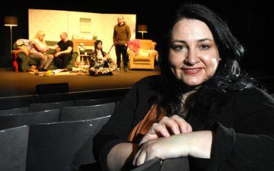 Christine Stephenson Nominated for Regional Award