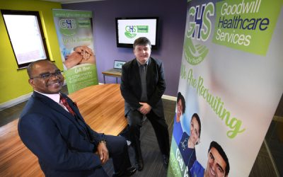 Middlesbrough Firm Celebrates First Year Success in Healthcare Recruitment