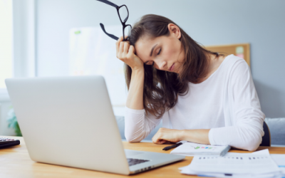Why do you feel so tired when working from home?