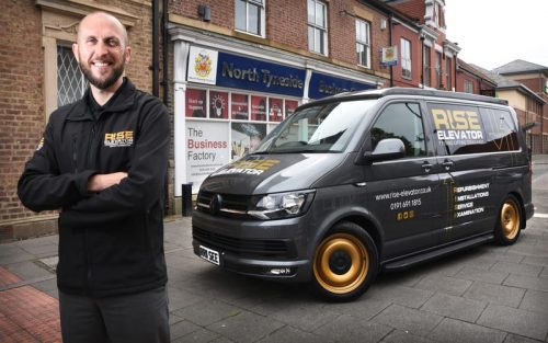 Entrepreneur Lifts Prospects for New Business with Key Contract Win