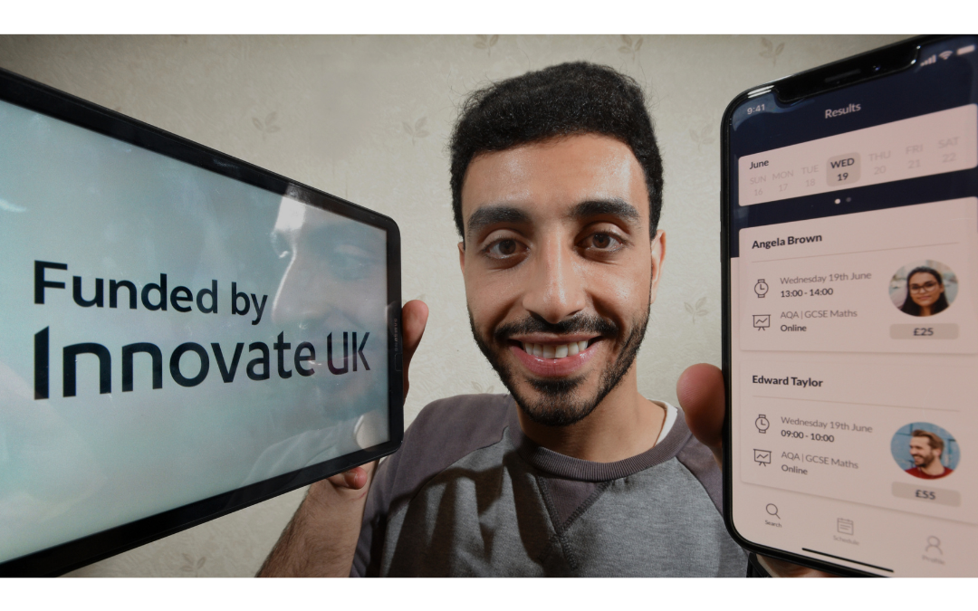 Norton entrepreneur secures £40,000 Innovate UK grant