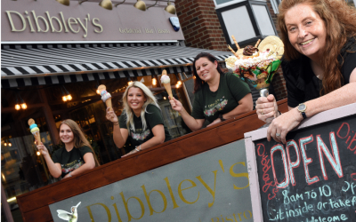 Dibbley's Ice Cream Proves Lockdown Success for Tynemouth Entrepreneur