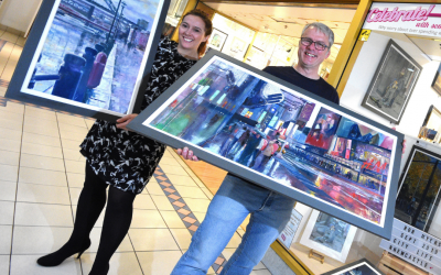 From the Big Apple to the BALTIC for North Shields Artist