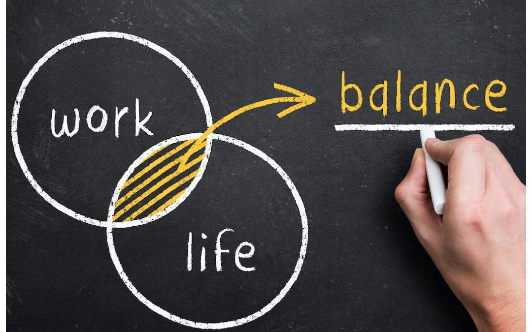 5 ways to master your work/life balance in 2021