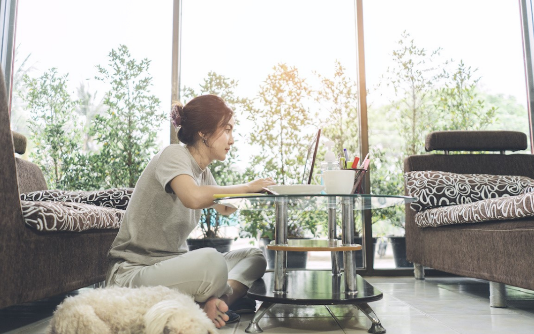 5 work-from-home productivity boosters that you can put in place right now