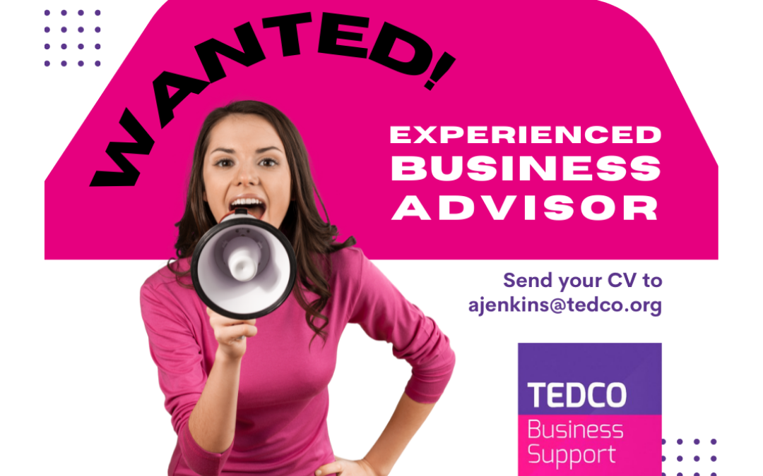 WANTED! Full time Business Advisor for North Tyneside