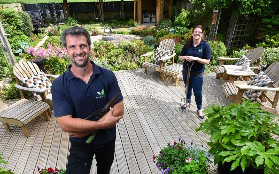 Landscaping Business Plants Seeds for Growth After Successful 2021